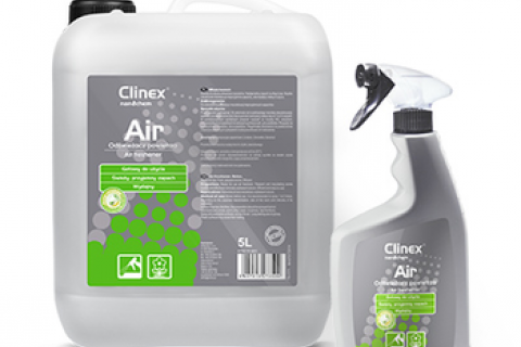 Clinex Air Zapach Lemon Soda 650ml 77-655